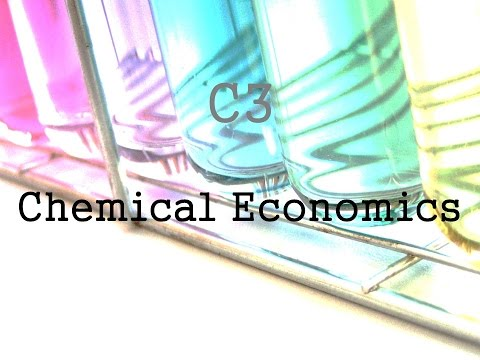 GCSE Chemistry Key Words OCR Additional Gateway C3 Chemical Economics