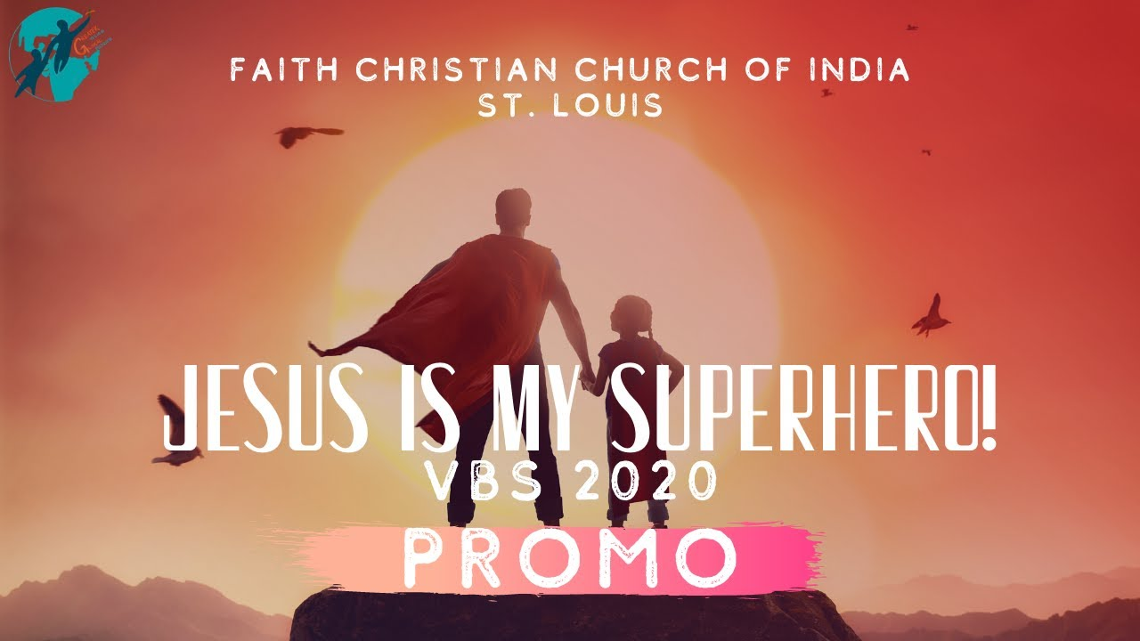 'Jesus Is My Superhero' VBS 2020 Promo | FCCI St. Louis
