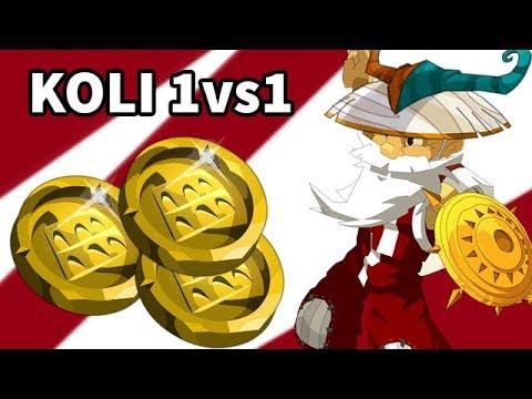 Enutrof : Koli 1vs1 level 32 Dofus !