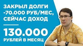 КАК ЗАКРЫТЬ КРЕДИТ И ВЫЙТИ НА ЗАРАБОТОК В ИНТЕРНЕТЕ 140.000 РУБЛЕЙ В МЕСЯЦ - КЕЙС - ИВАН ЩЕРБАКОВ