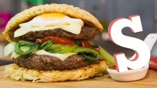How To Make A Ramen Burger