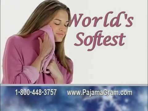 Pajamagram commercial redhead