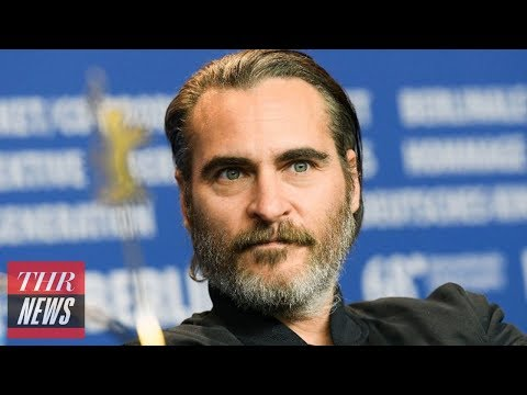 Joaquin Phoenix Says He Was