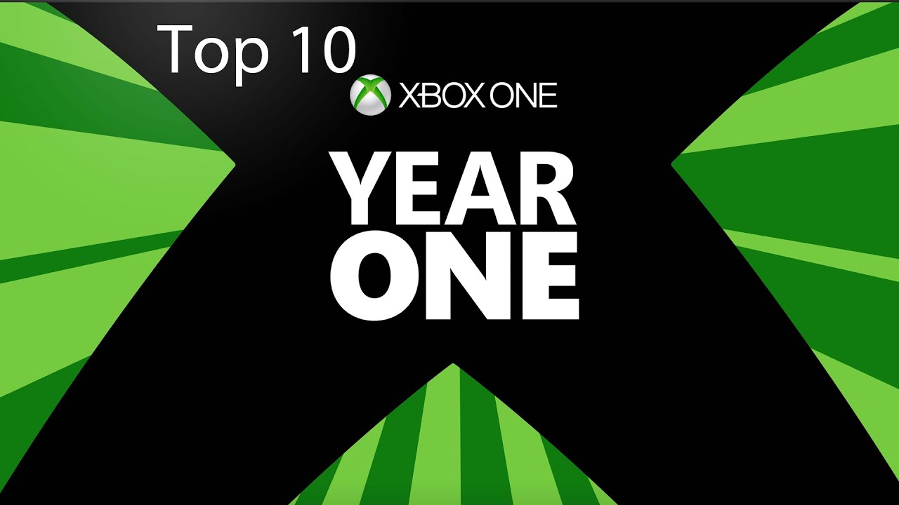 Top 10 Xbox One Games Year One 2014 Youtube