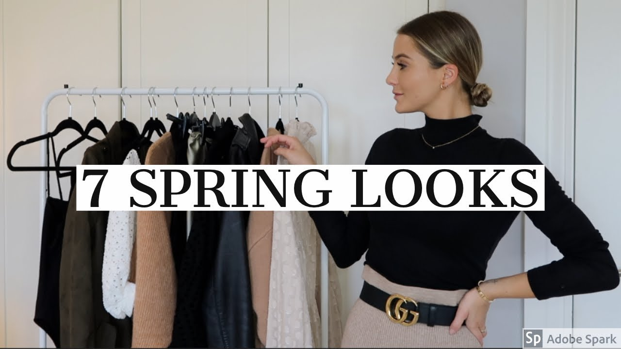 a3c2db0c420 7 SPRING OUTFITS