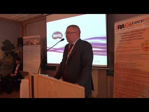 RAEX Conference Frankfurt - 5th of October 2017 - Grishankov