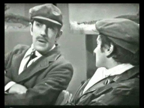 Peter Cook & Dudley Moore (At the zoo)