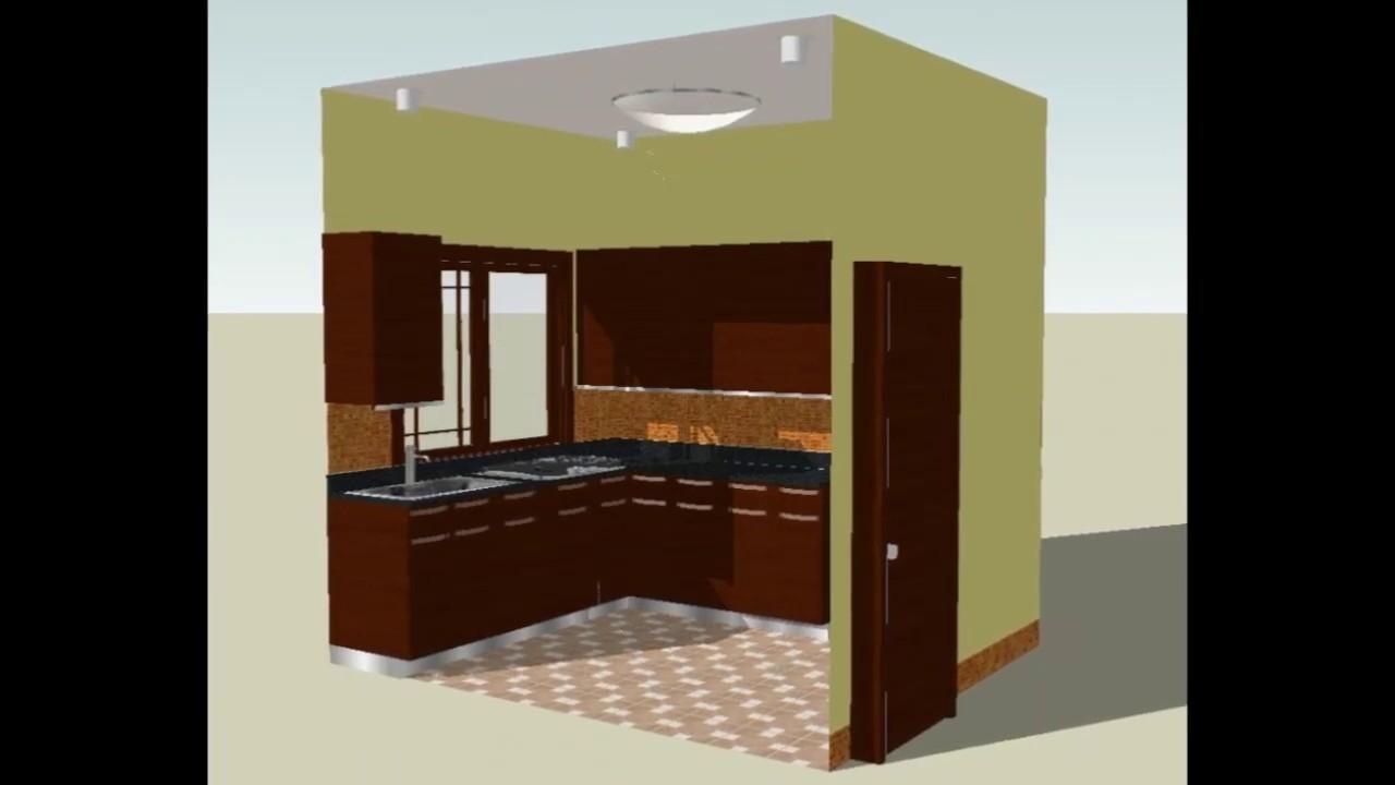 3d Kitchen Ideas Autocad Files By Autocad Files Medium