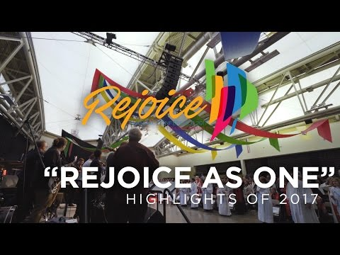 Rejoice As One // Highlights of the 2017 Greater New Jersey Annual Conference Session