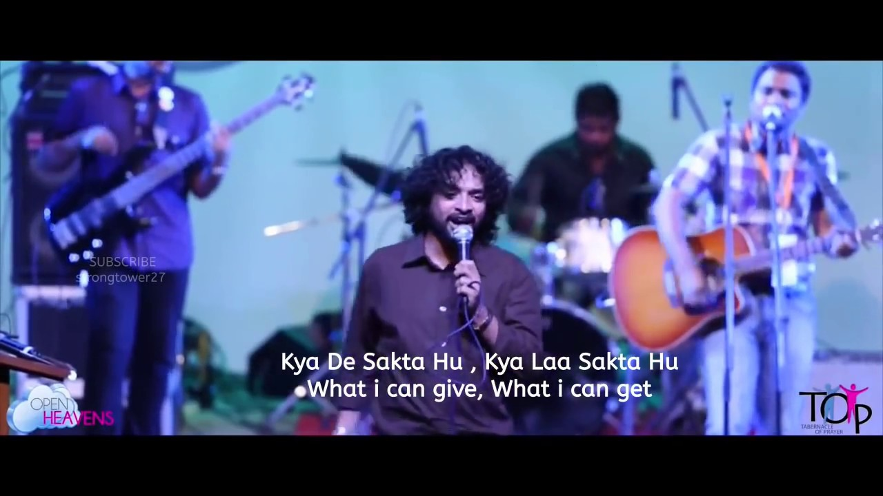 Kya de Sakta hu...Hindi Christian Song
