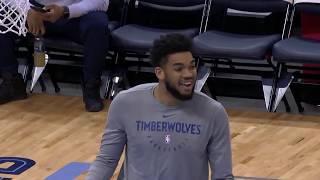 Minnesota Timberwolves vs Memphis Grizzlies | March 23, 2019