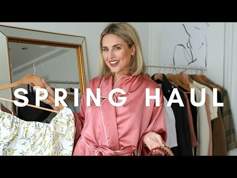 AMAZING SPRING HAUL & TRY ON : OTHER STORIES, MANGO, ASOS || STYLE  LOBSTER