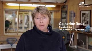 #EllesdelOcean - Catherine Roux, Les Huîtres du Cap Ferret