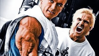 Cover images TRAIN AND GROW - LEE PRIEST MOTIVATION