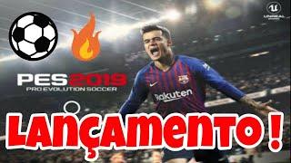 PES 2019 MOBILE - LANÇAMENTO DO GAME !