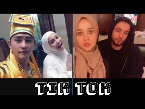 Tik Tok Emma Maembong & Alvin Chong    Tik Tok Terbaik Malaysia    Tik Tok Paling Comel