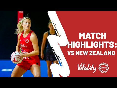 Vitality Netball Nations Cup | Vitality Roses Vs. New Zealand