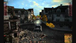 World of Tanks: JT plust AC 1948 TDs in siegfried LOST