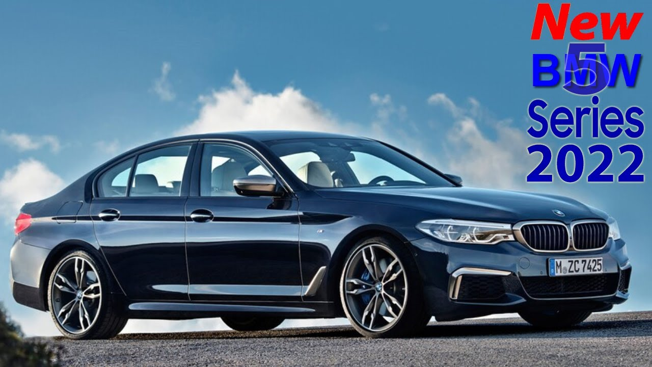 New 5 BMW 5-Series Updated