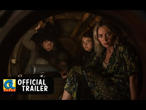 A Quiet Place Part II 2020   Big Game Spot   Paramount Pictures