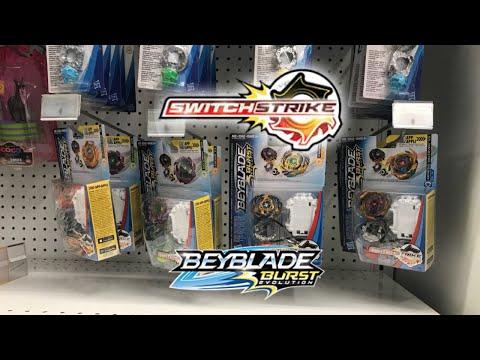 Beyblade Burst Evolution: Switchstrike FOUND! Toys R Us (Canada)