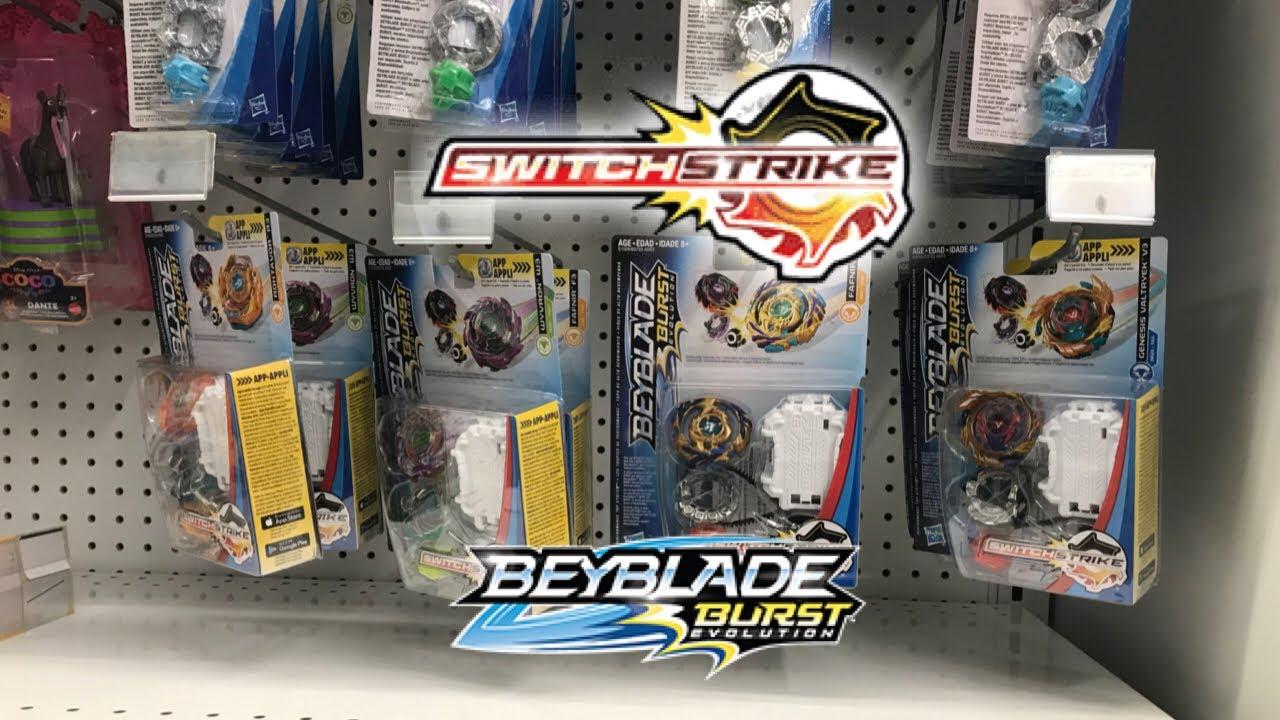 Beyblade Burst Evolution Switchstrike Found Toys R Us Canada