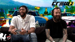 Let's Play: The Crew 2 with Anthony Davis