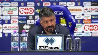 Parma-Napoli 2-1, Gattuso show: