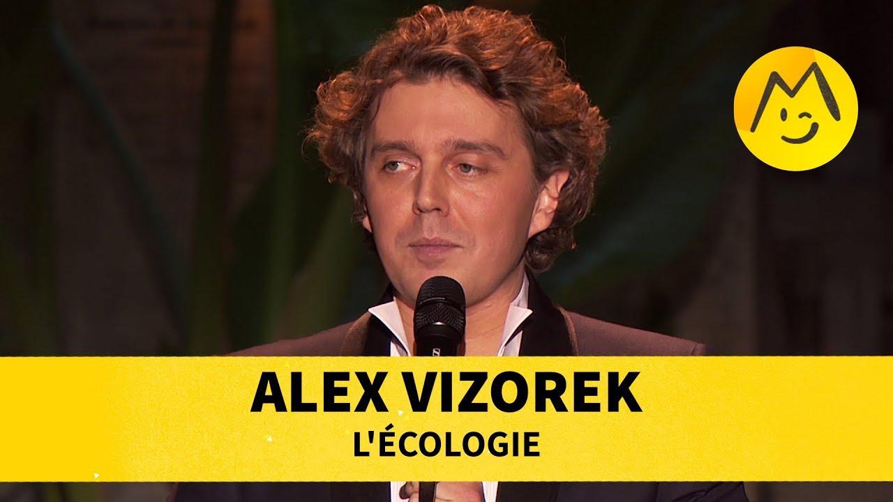 Alex Vizorek - L'écologie