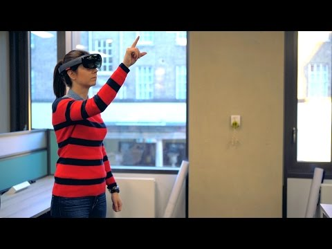 Mixed Reality for Infrastructure
