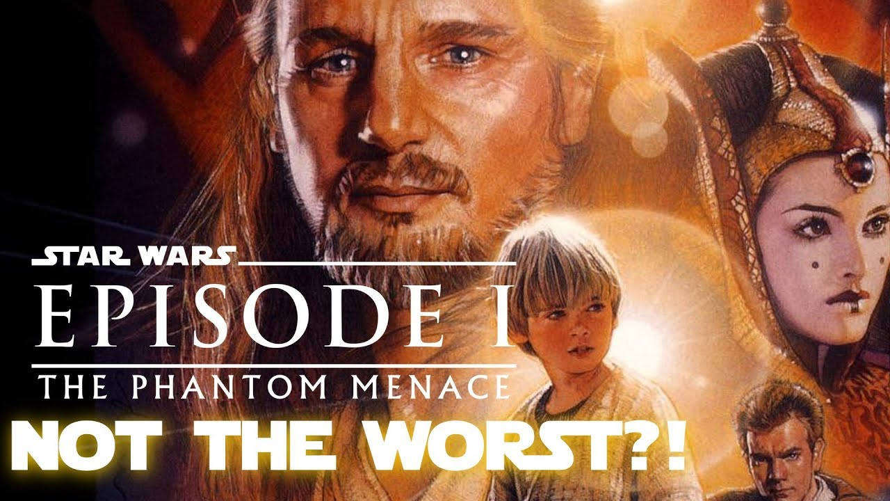 7 Reasons Why 'The Phantom Menace' Is NOT the Worst Star
