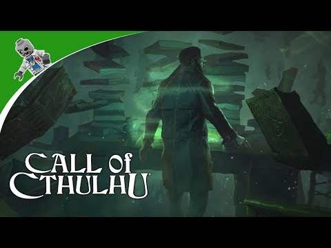 Fuller's Office Puzzle, Hospital Maze, Finding Sarah- Call of Cthulhu 2018 Livestream