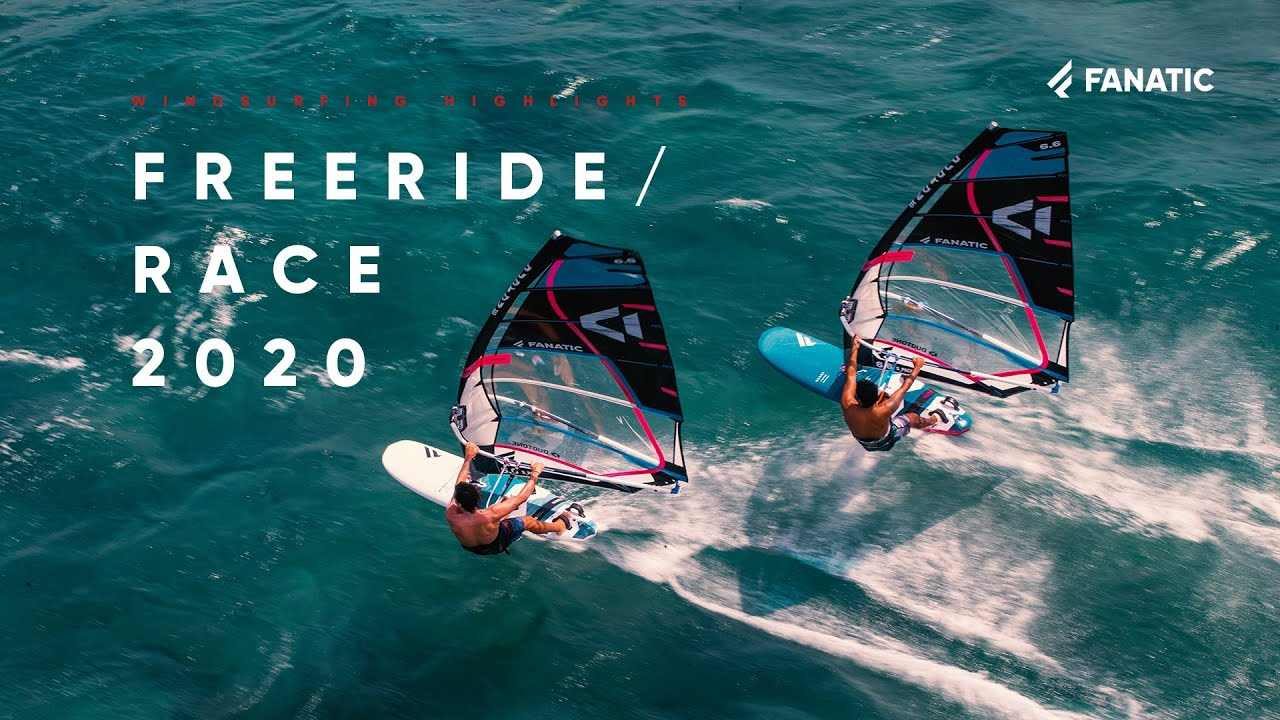 Fanatic Freeride Race Highlights 2020 Youtube