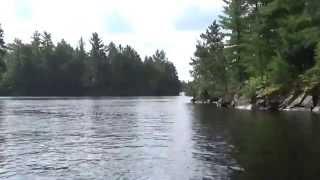 Voyageurs 2015:  Namakan Narrows