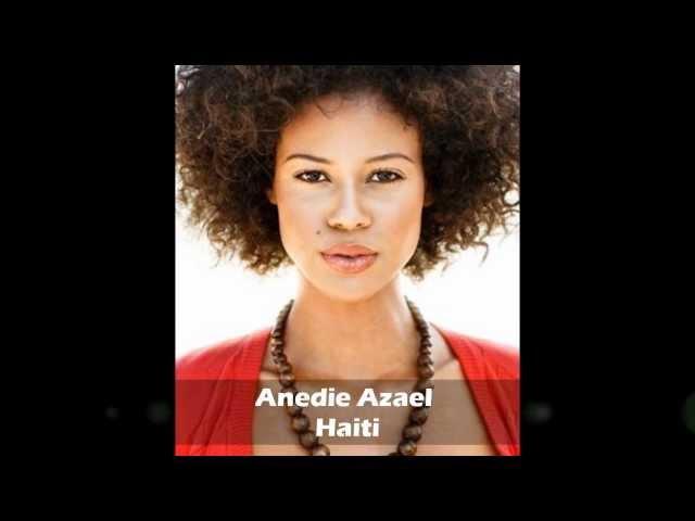 Afro-Latina Beauties (Latin America and the Caribbean edition)