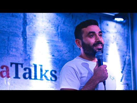 Success is an Attitude | Wizme CEO | Nour Mouakke | Refugee | TEDx style SonaTalks