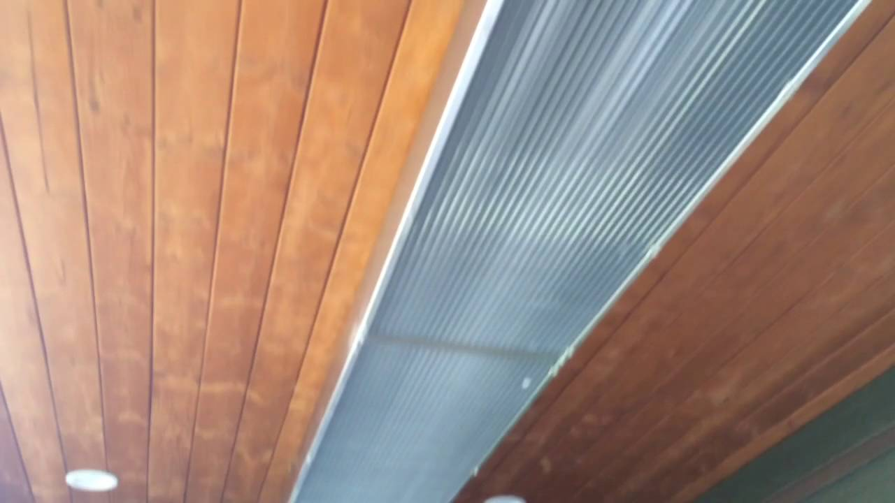 Calcana Patio Heater With Venting