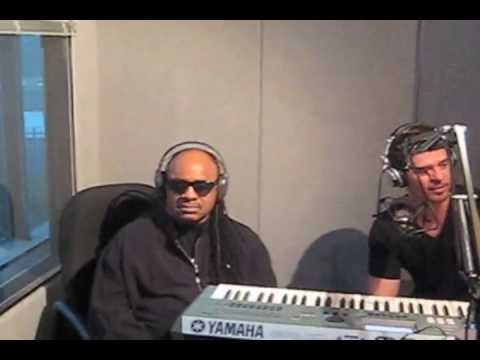 Robin Thicke & Stevie Wonder on the Steve Harvey Show   Interview   Robin Thicke Music