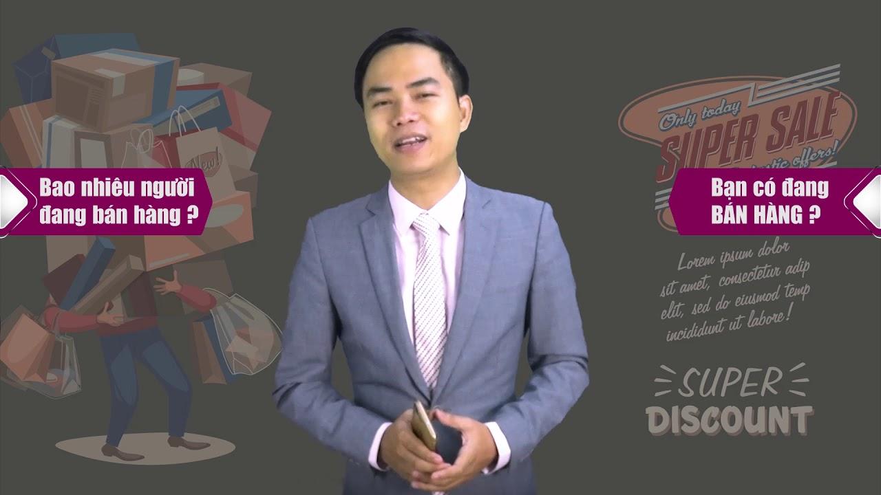 [Bán Hàng Chuyên Nghiệp] Bài 2: Tổng quan về nghề bán hàng | PA Marketing