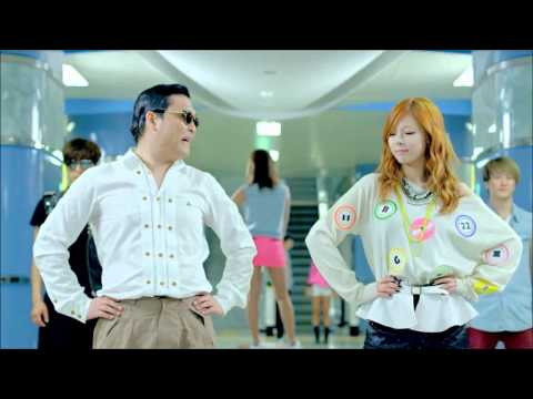Big Bang, 2ne1,and PSY I Am Fantastic Gangnam Style Baby!