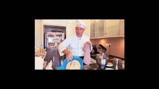 Making & Baking Barm Brack October 2020