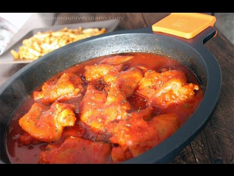 Cocinar Manitas De Cerdo En Salsa   Manitas De Cerdo Con Salsa Picante Youtube