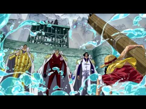 One Piece Hangeki No Noroshi [Extended Version]