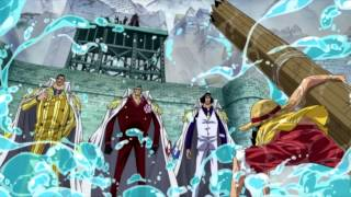 Repeat youtube video One Piece Hangeki No Noroshi [Extended Version]