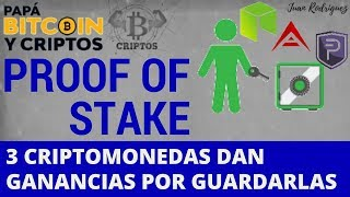 Proof of stake de Criptomonedas 2018| NEO, ARK, PIVX |