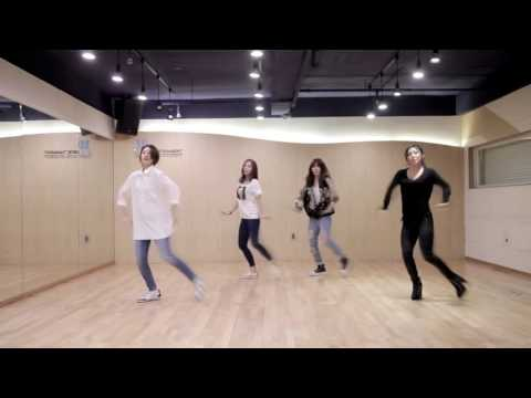 Miss A 'Only You' Dance Tutorial