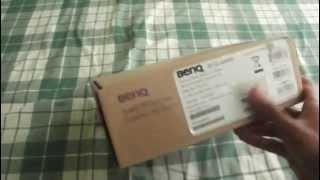 Benq 3d active shutter glasses review