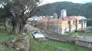 Паломничество на Афон (видео 3)(В декабре 2011 года я совершил паломничество на Афон. Некоторыми впечатлениями делюсь на Youtube., 2012-01-10T17:25:47.000Z)