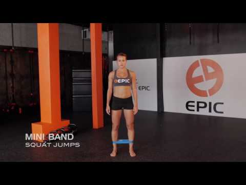 5 Mini Band Exercises | EPIC Hybrid Training