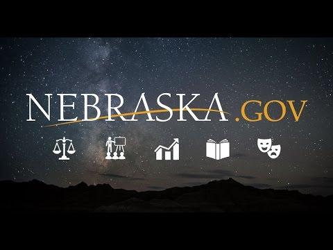 Nebraska.gov 2016 Redesign